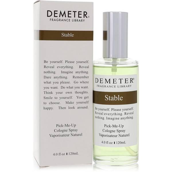 Demeter Stable Perfume