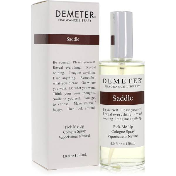 Demeter Saddle Perfume