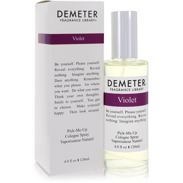 Demeter Violet Perfume