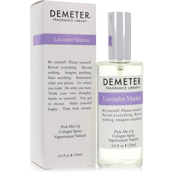 Demeter Lavender Martini Perfume