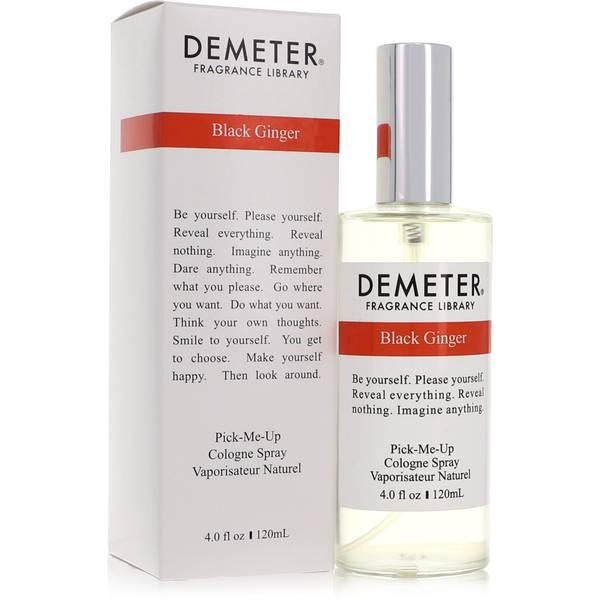 Demeter Black Ginger Perfume