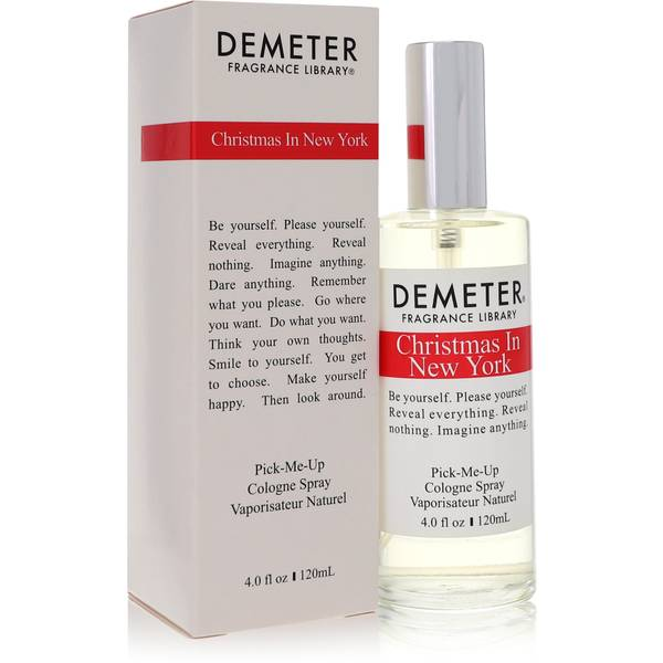 Demeter Christmas In New York Perfume