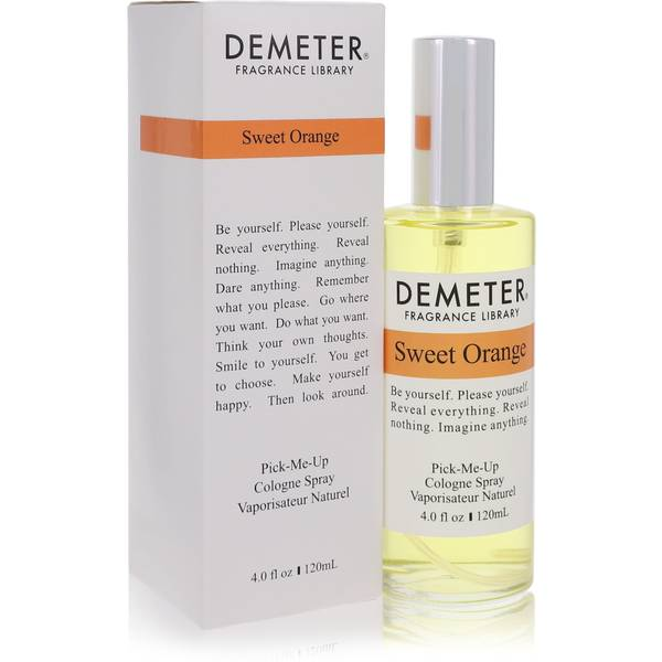 Demeter Sweet Orange Perfume