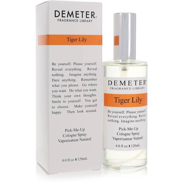 Demeter Tiger Lily Perfume