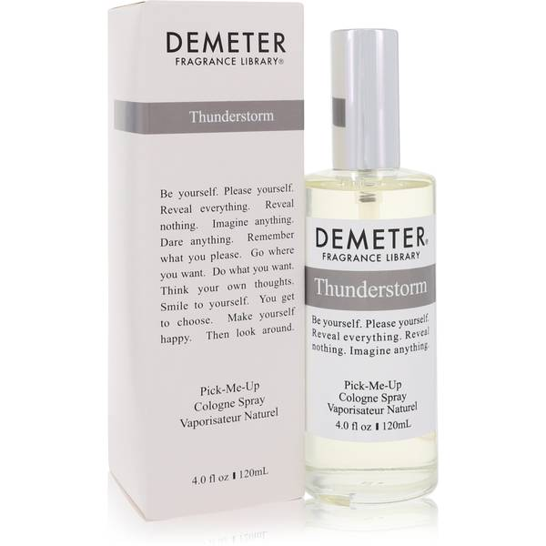 Demeter Thunderstorm Perfume