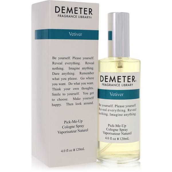 Demeter Vetiver Perfume
