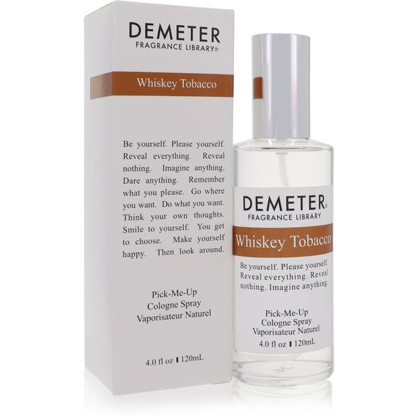 Demeter Whiskey Tobacco Cologne