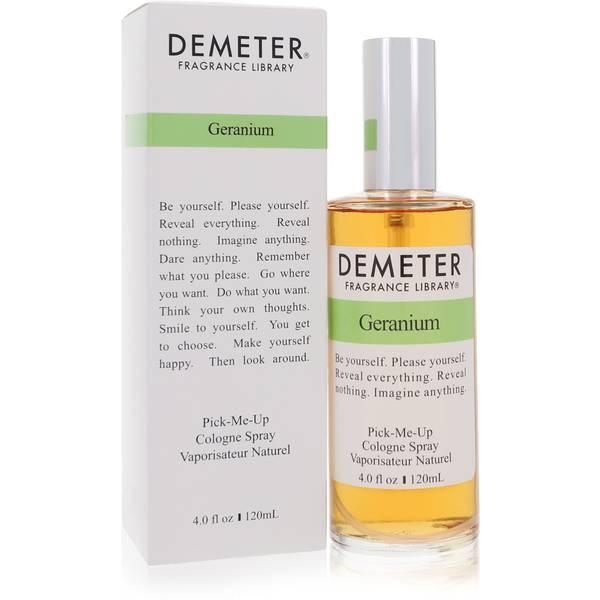 Demeter Geranium Perfume
