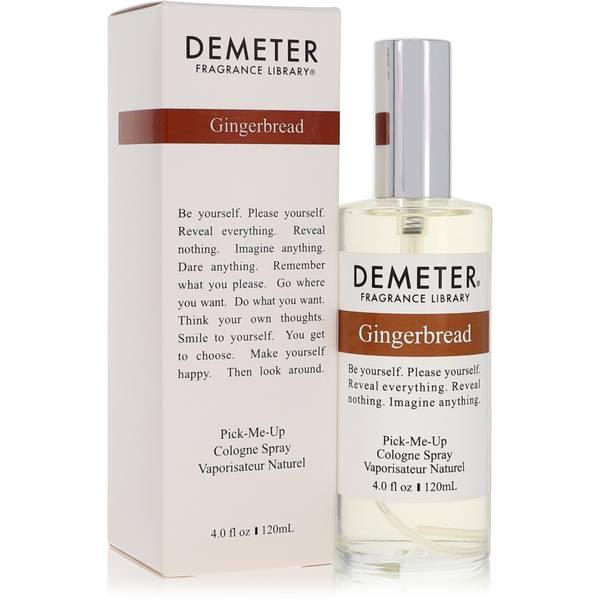 Demeter Gingerbread Perfume