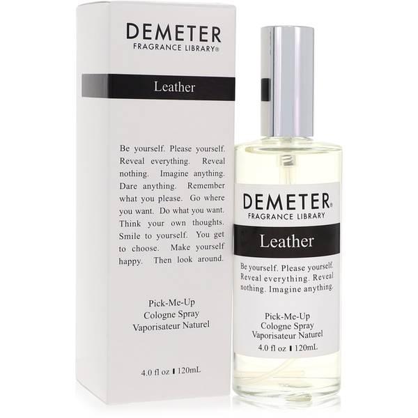 Demeter Leather Perfume
