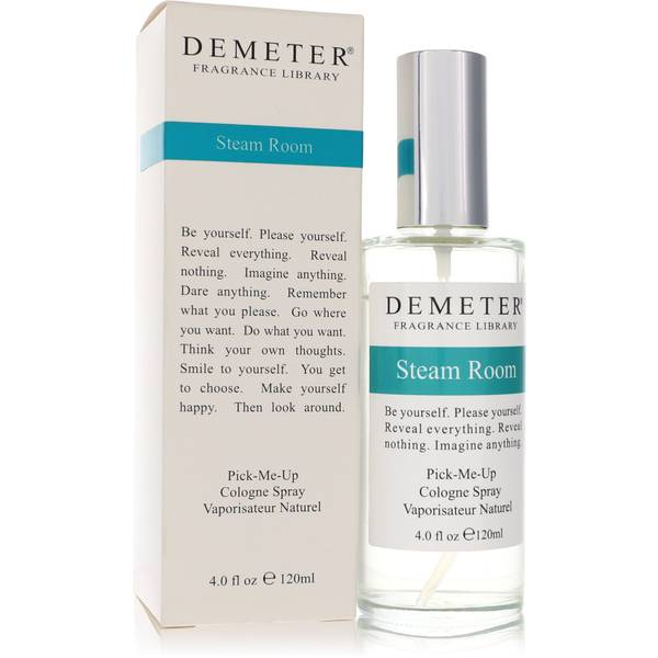 Demeter Steam Room Perfume