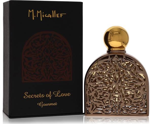 Secrets Of Love Gourmet Perfume by M. Micallef