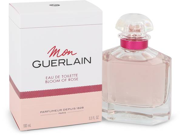Mon Guerlain Bloom Of Rose Perfume