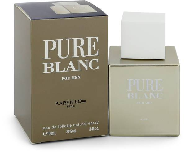 Pure Blanc Cologne