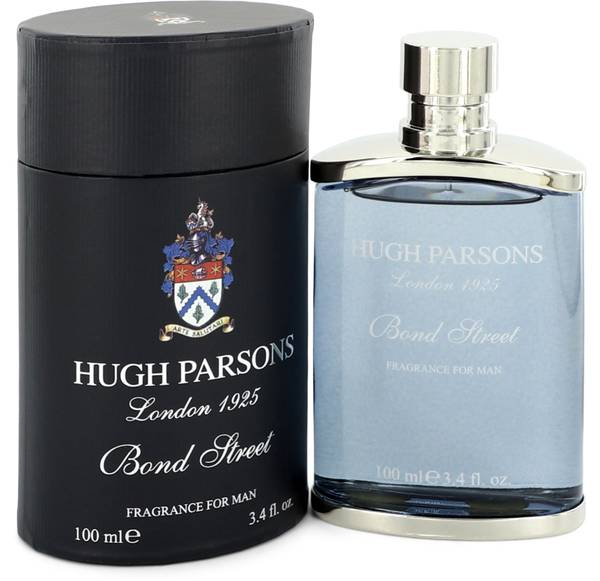 Hugh Parsons Bond Street Cologne