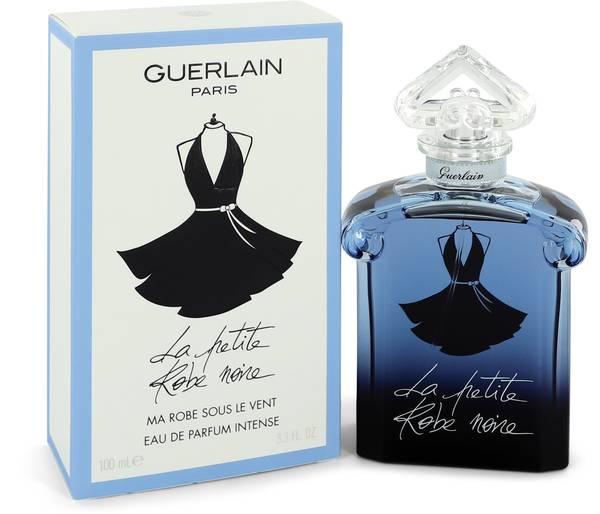 Intense By La Petite Perfume Robe For Noire Women Guerlain OZwkuXTPi