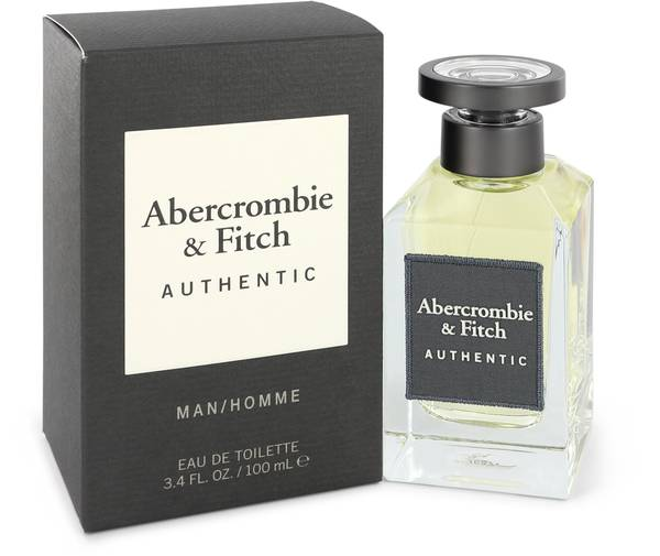 Abercrombie & Fitch Authentic Cologne