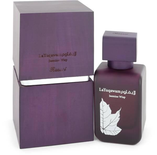 La Yuqawam Jasmine Wisp Perfume