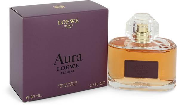 Aura Loewe Floral Perfume