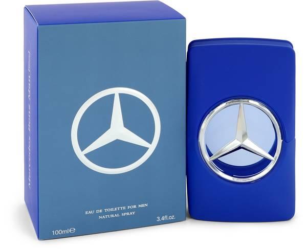 Mercedes Benz Man Blue Cologne