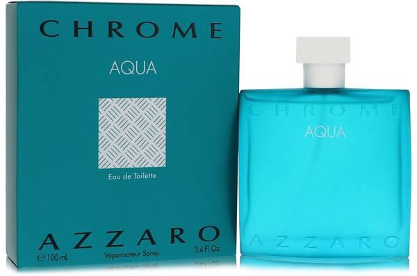 Chrome Aqua Cologne