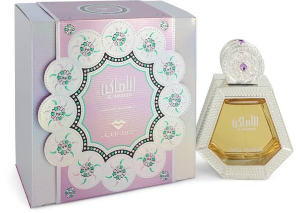 Al Amaken Perfume