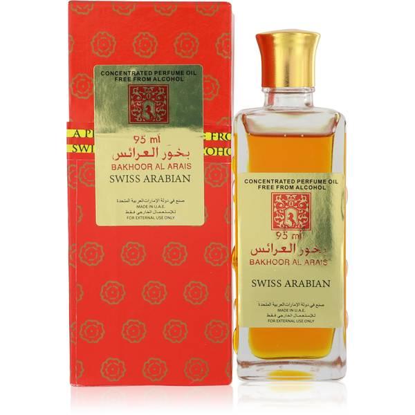 Swiss Arabian Al Arais Perfume
