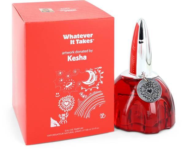 Whatever It Takes Kesha Perfume