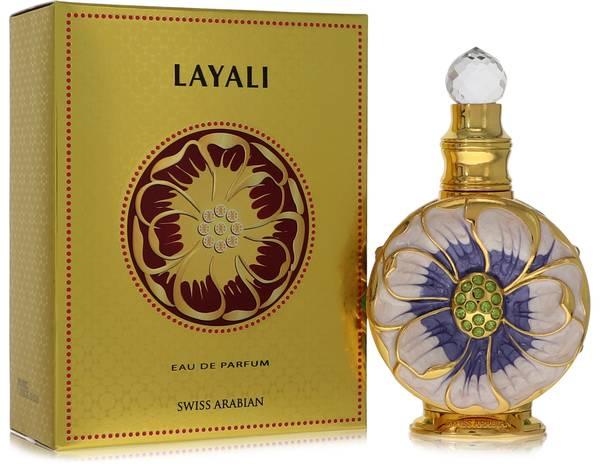 Swiss Arabian Layali Perfume by Swiss Arabian