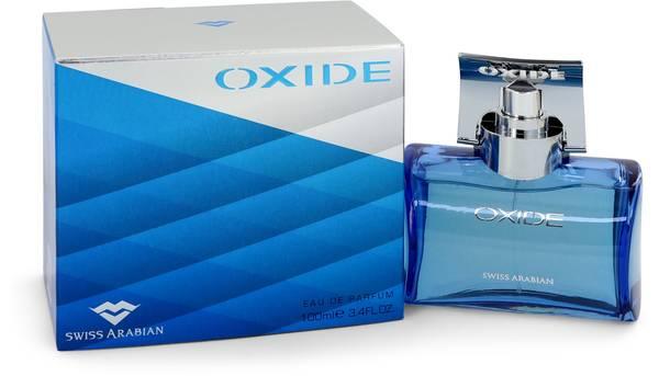 Swiss Arabian Oxide Blue Cologne by Swiss Arabian