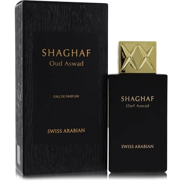 Shaghaf Oud Aswad Perfume