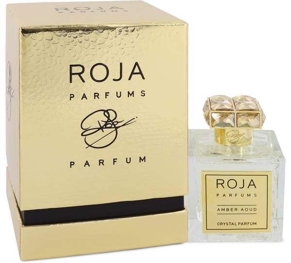 Roja Aoud Crystal Perfume