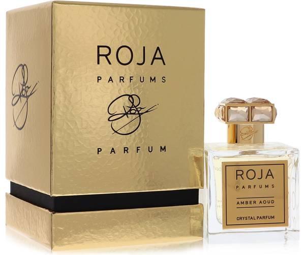 Roja Amber Aoud Crystal Perfume