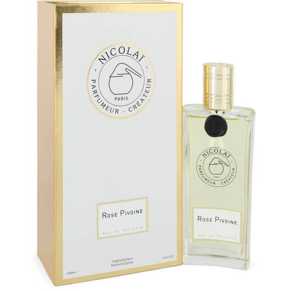 Rose Pivoine Perfume