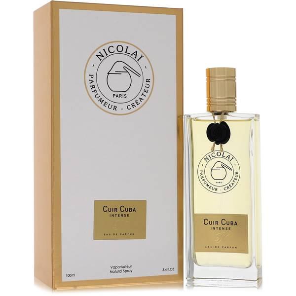 Cuir Cuba Intense Perfume