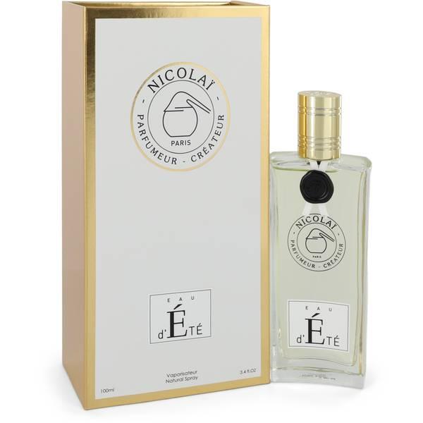 Nicolai Eau D'ete Perfume