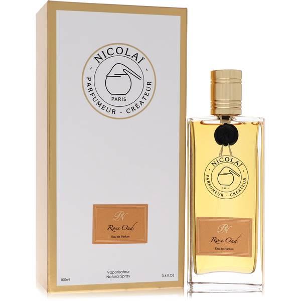 Nicolai Rose Oud Perfume