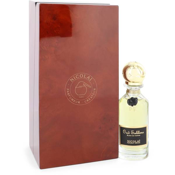 Nicolai Oud Sublime Perfume