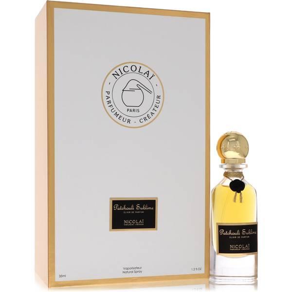 Nicolai Patchouli Sublime Perfume by Nicolai