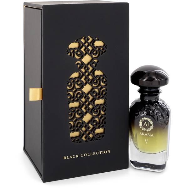Widian Black V Perfume