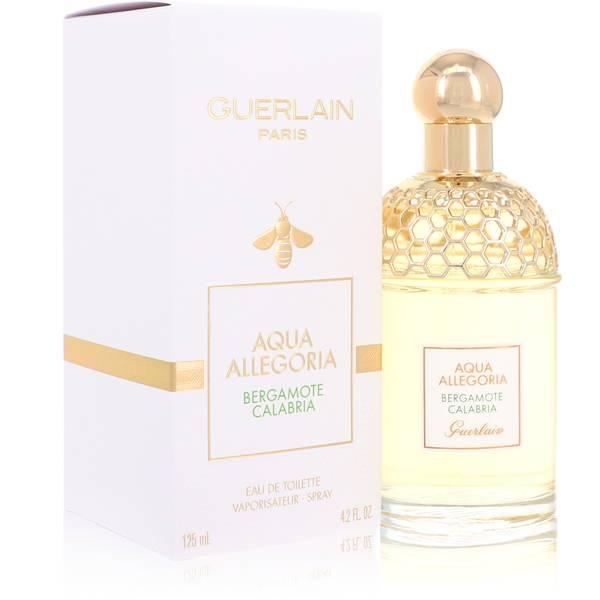 Aqua Allegoria Bergamote Calabria Perfume