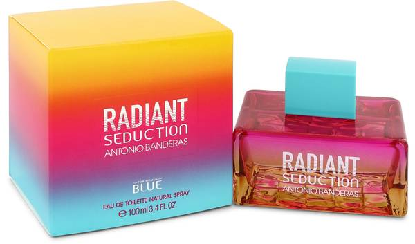 Radiant Seduction Blue Perfume
