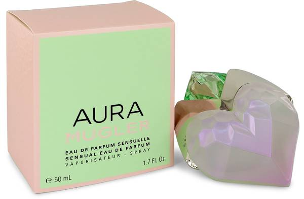 Mugler Aura Sensuelle Perfume by Thierry Mugler