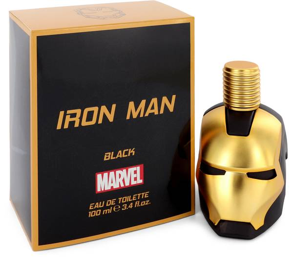 Iron Man Black Cologne