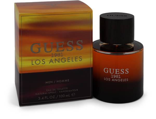 Guess 1981 Los Angeles Cologne