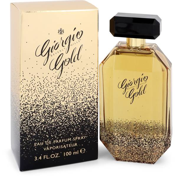 Giorgio Gold Perfume