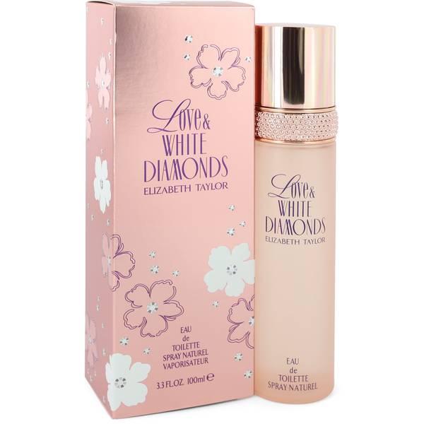 Love & White Diamonds Perfume by Elizabeth Taylor