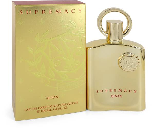 Supremacy Gold Cologne