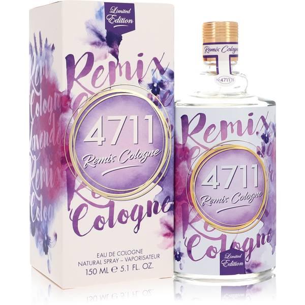 4711 Remix Lavender Cologne