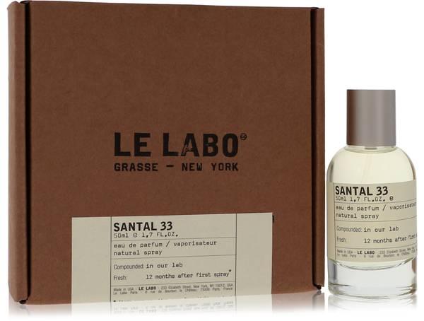 Le Labo Santal 33 Perfume